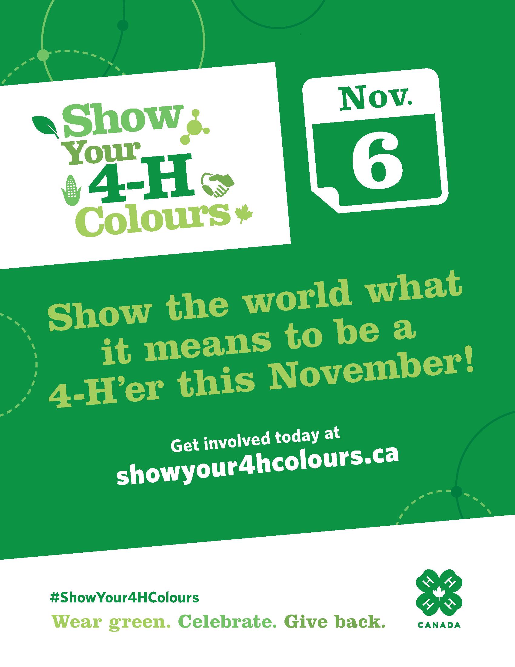 Show Your 4-H Colours_General_8.5x11_EN