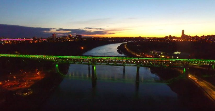 High Level Bridge, Edmonton, AB