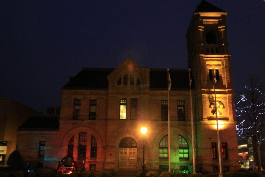 Charlottetown City Hall, Charlottetown, PEI