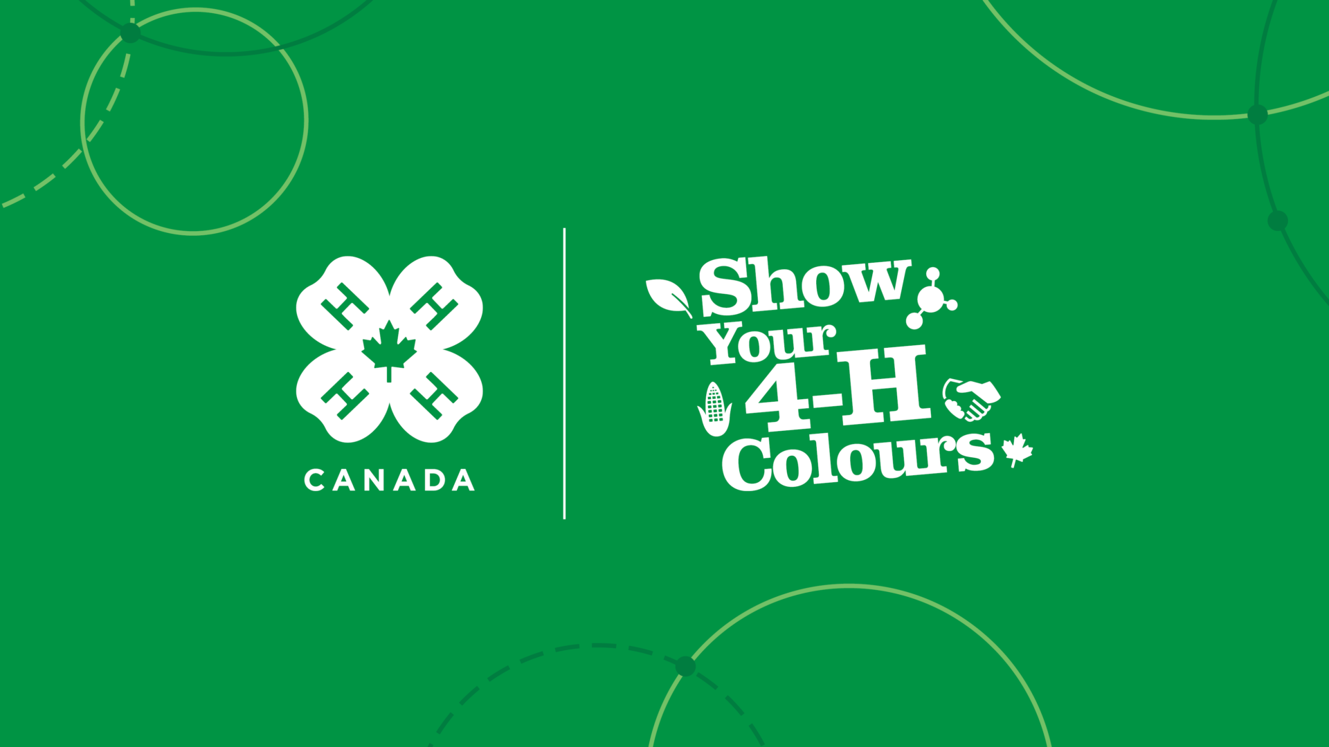 Show Your 4-H Colours